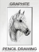 NEW - GRAPHOTE PENCIL DRAWING - CLICK TO OPEN !
